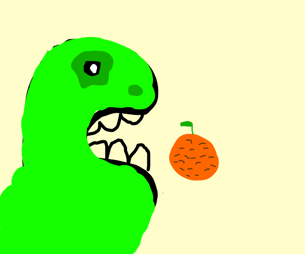 Eating with Fruit