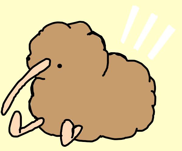 Floofy birb