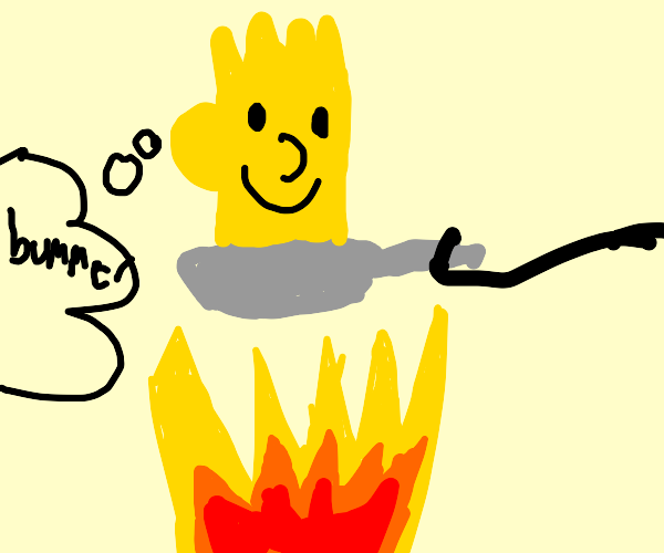 bart simpson is cooking for job