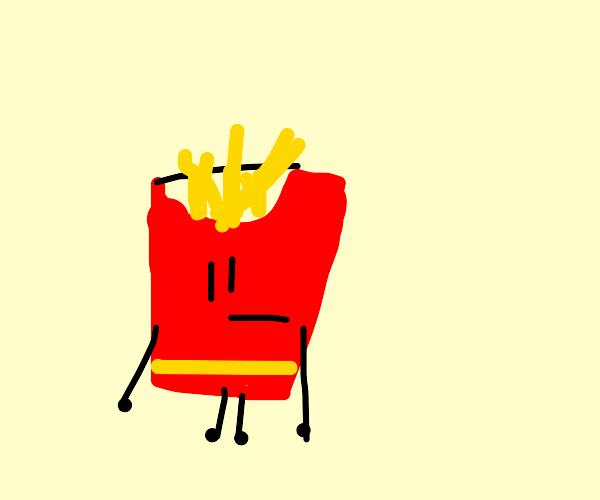 McyDs fries