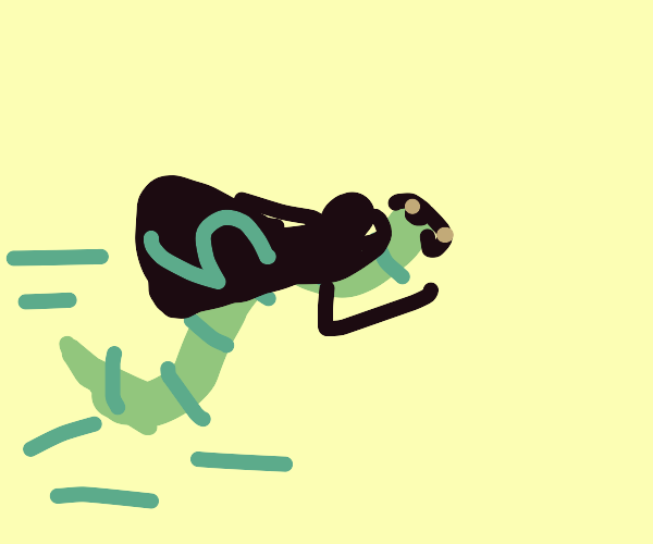 Snake superhero