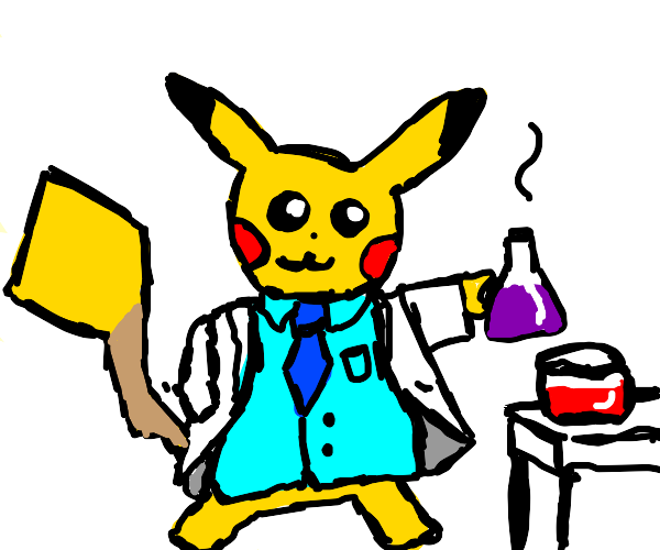 Pokemon Experimenting