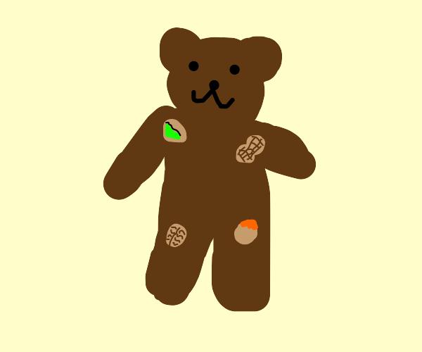 Nutty Bear