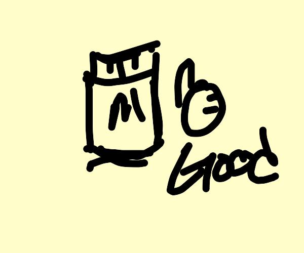 Medicine is GOOD 4 you