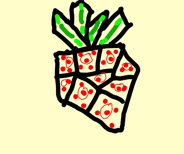 Geometric Strawberry