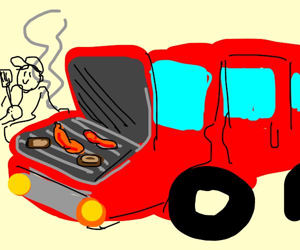 Car-becue
