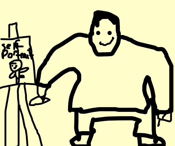 Fat painter