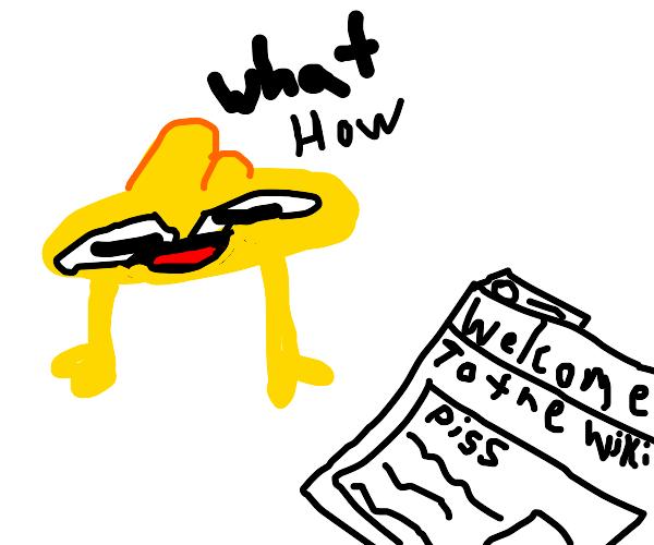 emoji from emoji movie doesnt understand wiki