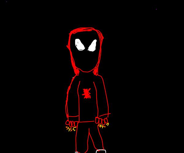 mad spiderman