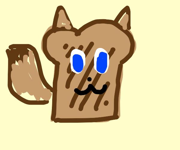 toast pet