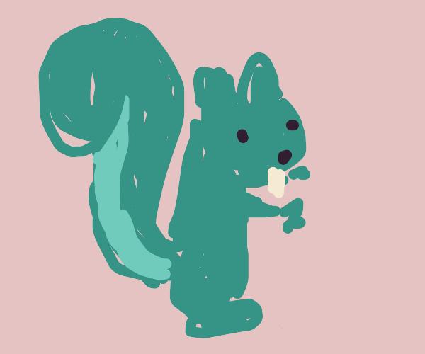 Green Squirrel