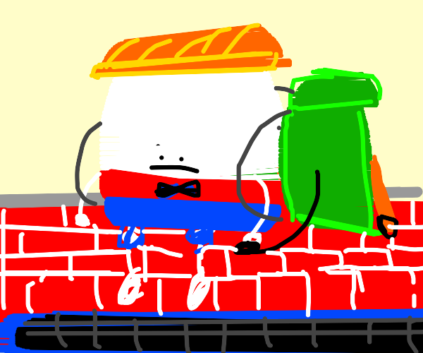 Humpty Dumpty takes safety precautions