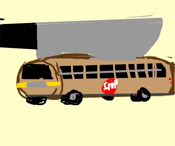 School bus or bread
