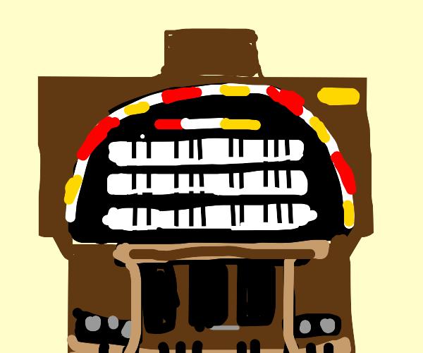 multi keyboard organ