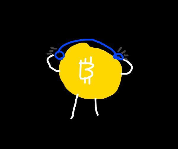 Bitcoin listenin to fresh beats