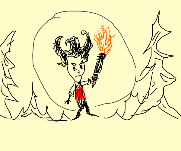Don't starve(game)