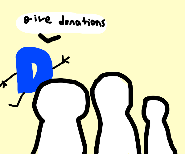 Drawception asks for donations