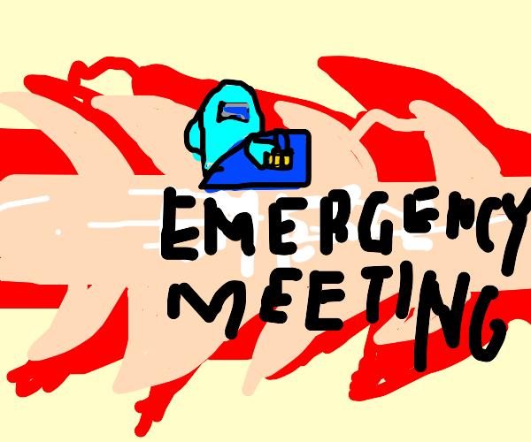 emergency meeting