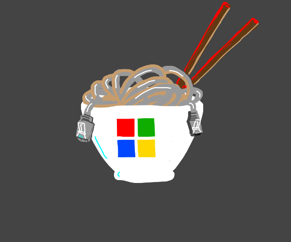 Microsoft Network Noodles