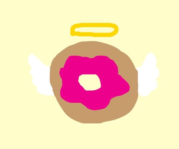 Angelic donut