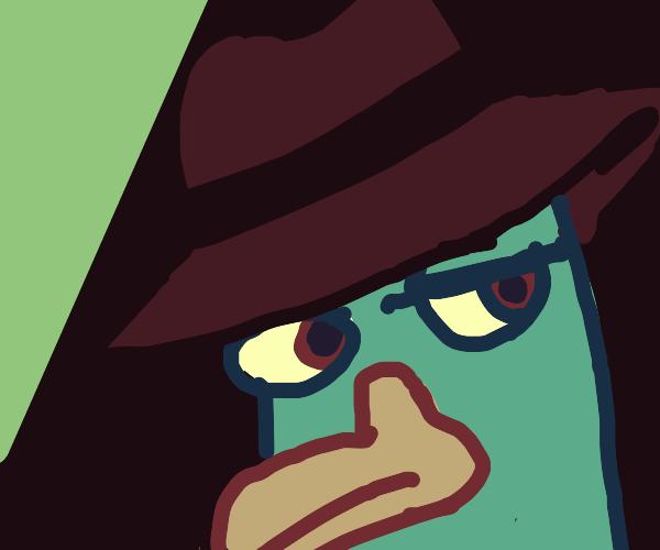 Perry the Platipus!