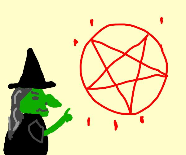 Witch Symbol
