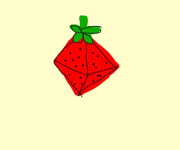 angular strawberry