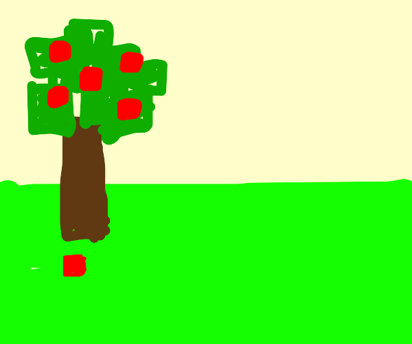 minecraft added apple trees