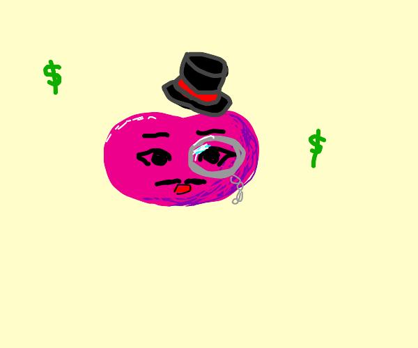 Exquisite Rich-man Jellybean