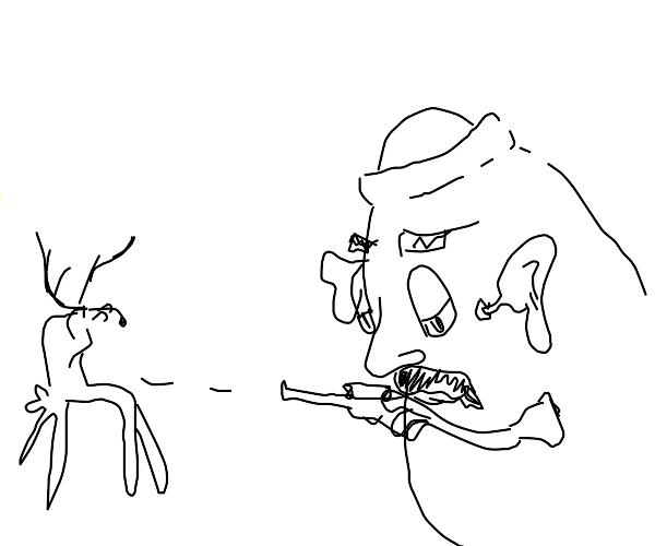 Mr. Potato Head Hunting