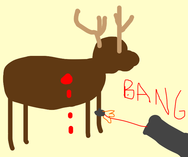 Shooting Deer