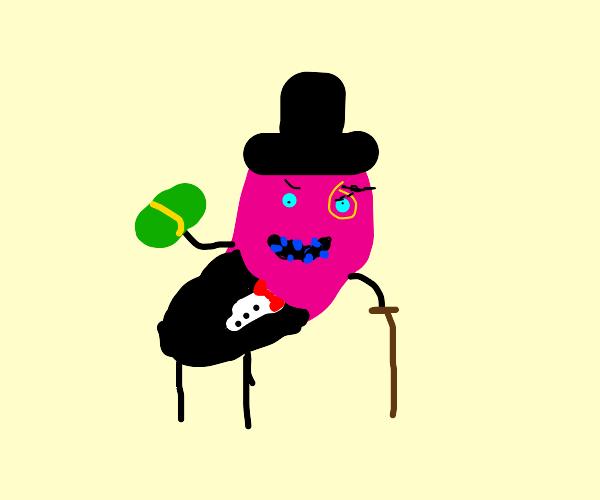 capitalist jellybean