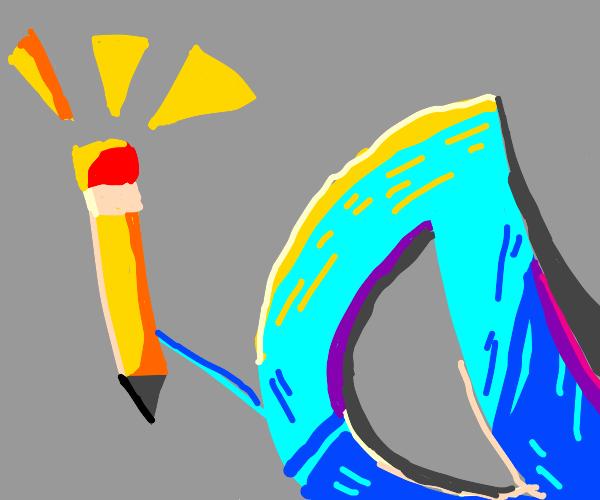 Drawception icon shovel