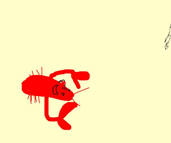 Demon lobster