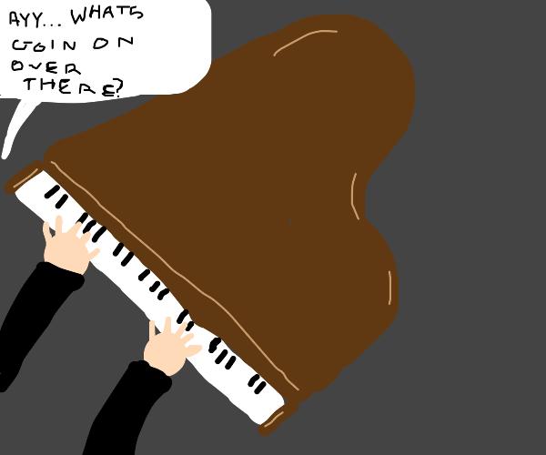 Curious Musician