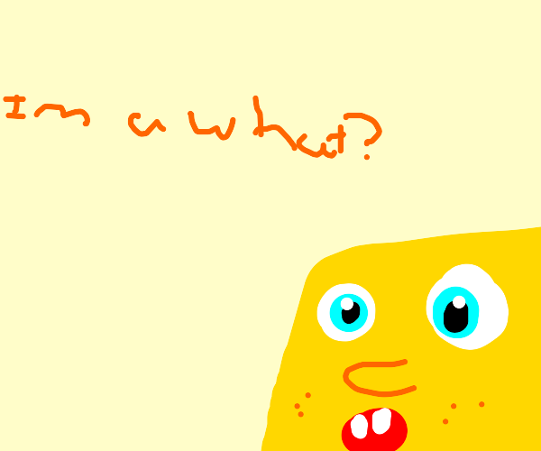 Yer a wizard Spongebob