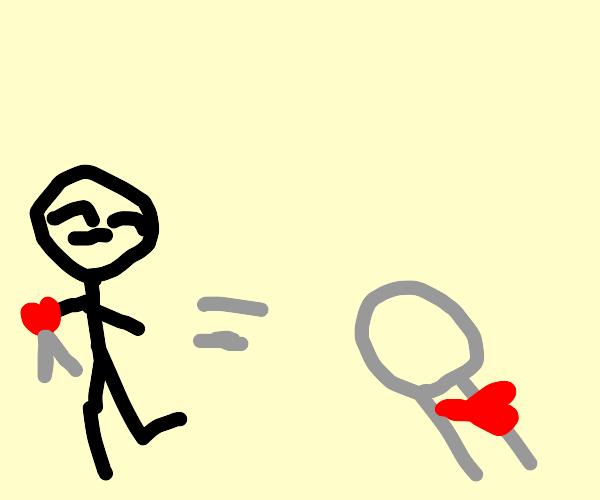 Don't run with scissors!