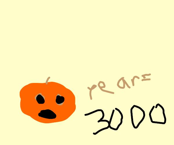 Orange in the year 3000