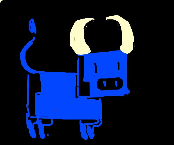 square bull