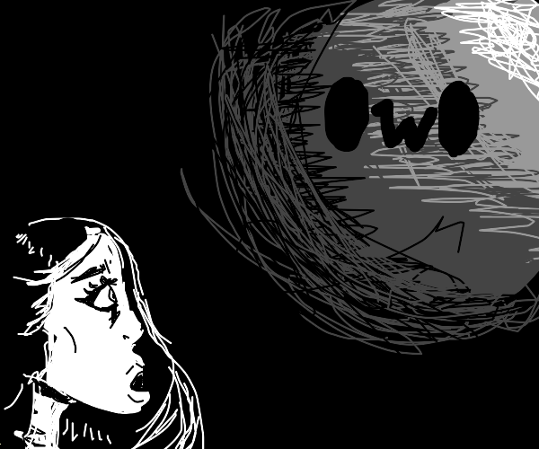 staring into the owo void