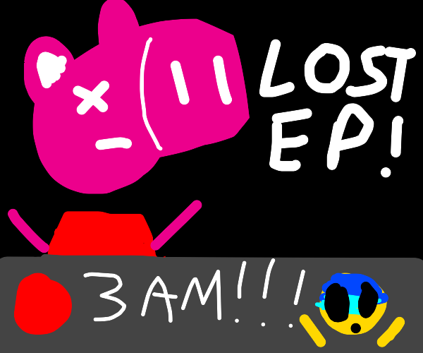 Peppa Pig lost episode 3am challenge