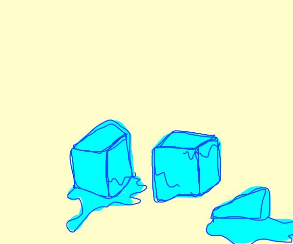 icecube melt