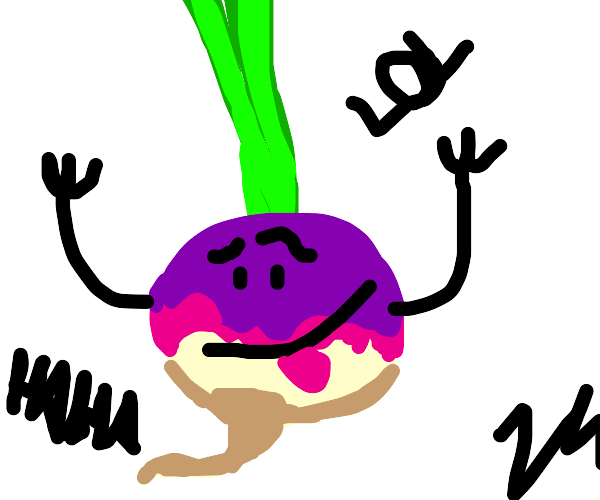 Glad you could TURNIP!!! lolz