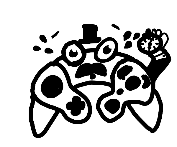Mr Controller is running late!