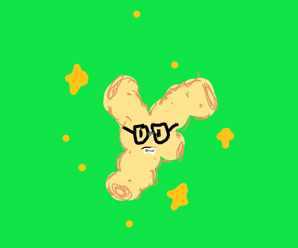 Sparkling Nerdy Ginger Root