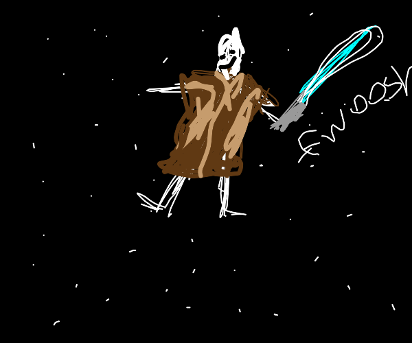 Jedi in Space
