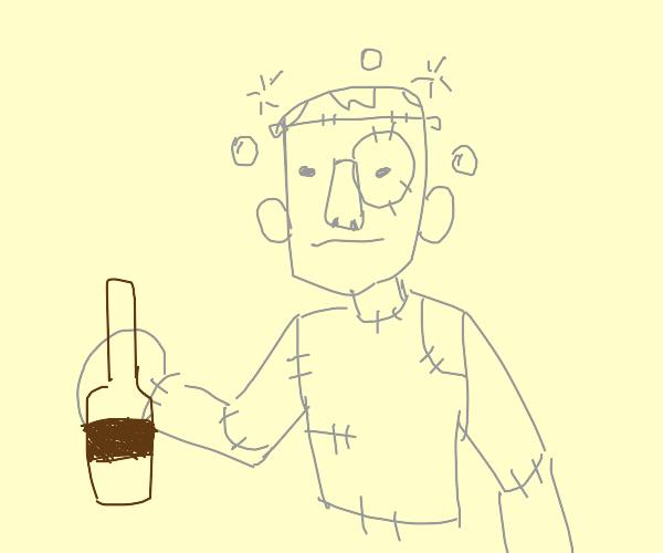 hangover frankenstein's monster