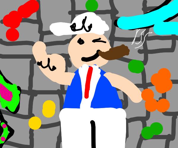 Graffiti Popeye