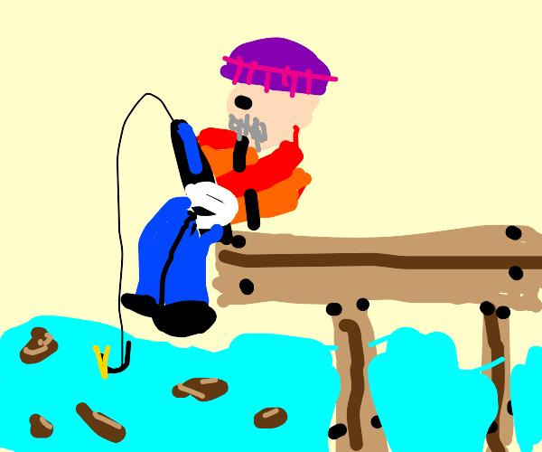 Fishing for Raisins