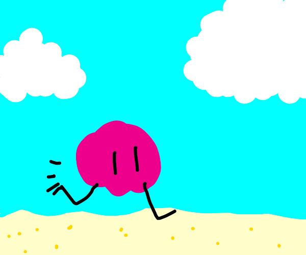 Gum crossing Quicksand